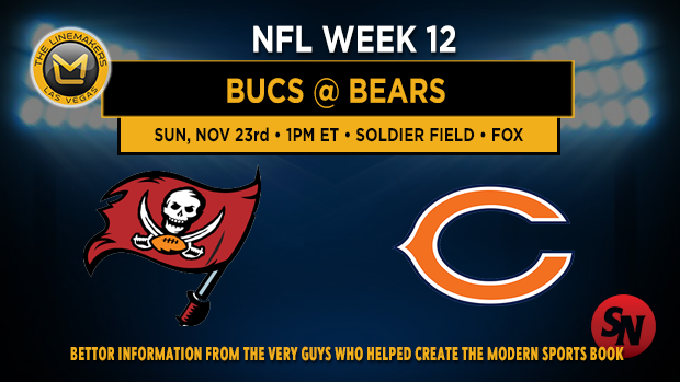 Tampa Bay Buccaneers @ Chicago Bears