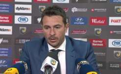 Mariners coach Paul Okon was thrilled with the performance of his side after notching first home win of the season.