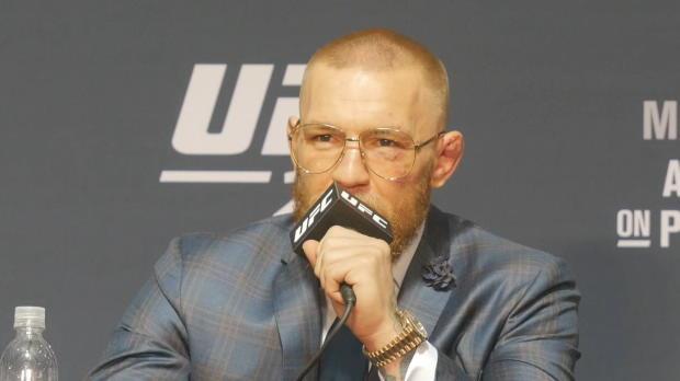 """UFC: McGregor: """"Zweifelt jetzt an mir!"""""""