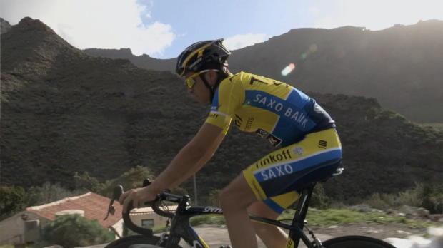 Nibali, sobre Contador: