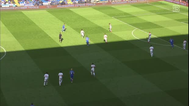 Premier League: Cardiff - Crystal Palace | DAZN Highlights
