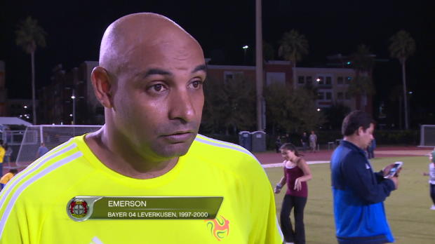 """Emerson: """"Vidal besitzt exzellente Klasse"""""""
