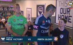 Melbourne Victory showed all their class in disposing of Perth Glory 4-1 at AAMI Park on Saturday night.