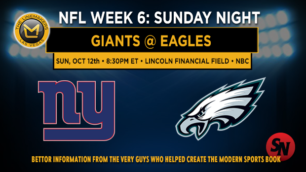 New York Giants @ Philadelphia Eagles