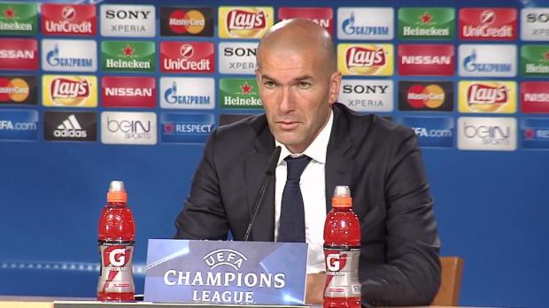 """Zidane: """"Andere können sagen, was sie wollen"""""""