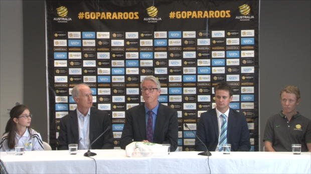 Pararoos back in action