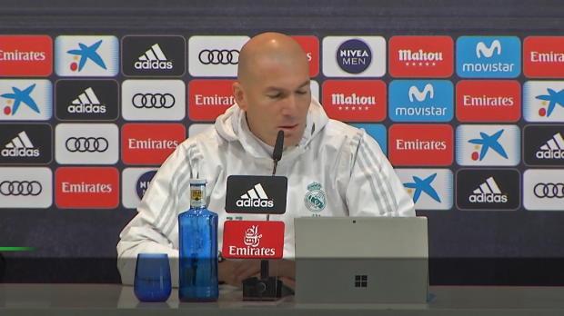 """Zidane über Juventus: """"Wird ein 50:50-Duell"""""""