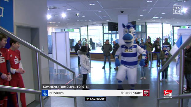 MSV Duisburg - FC Ingolstadt 04