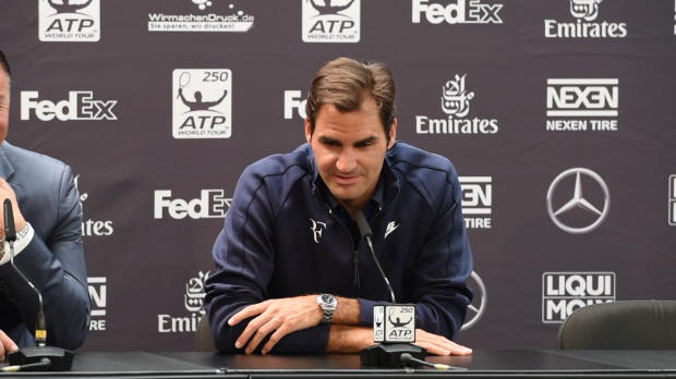Stuttgart: Federer über Talent Zverev und Co.