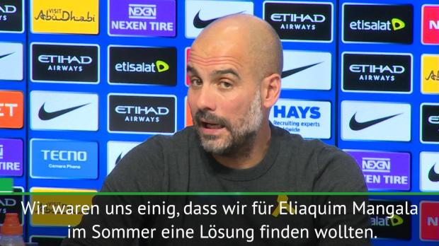 Transfers: Guardiola sucht weiter Abwehrspieler
