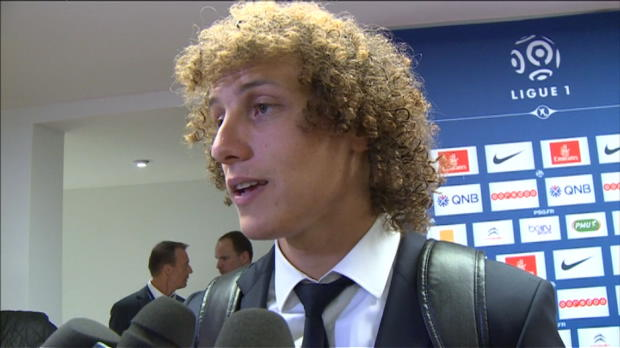 "Foot : PSG - Luiz : ""Un super match"""