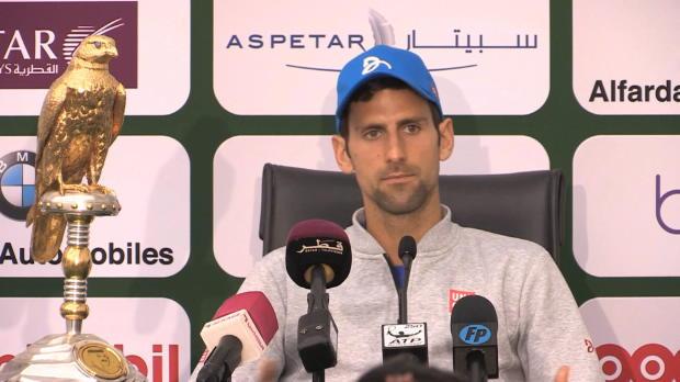 Doha: Djokovic: Murray wie mein Spiegelbild