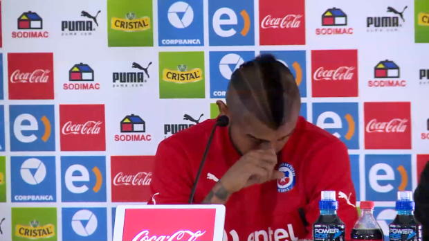 Copa America: Nach Crash! Vidal in Tränen