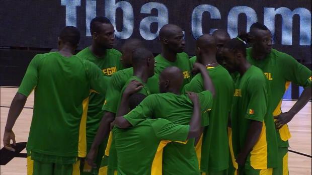 Basket : FIBA - Mondial - Le Sénégal crée la sensation