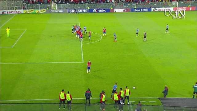 Uruguay : Un premier but pour Diego Rolan