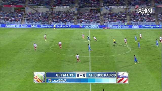 Liga : Getafe 0-1 Atletico Madrid