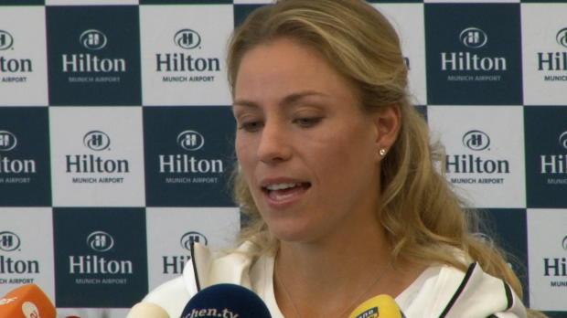"""US Open: Kerber: """"Muss keinem etwas beweisen"""""""