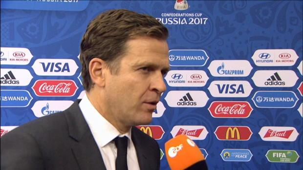Bierhoff: Froh über Confed-Cup-Gruppe, weil...