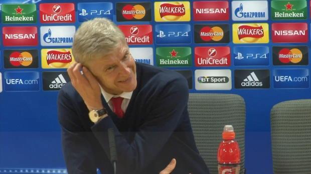 """Wenger spendabel: """"Ich gebe gerne Geld aus"""""""