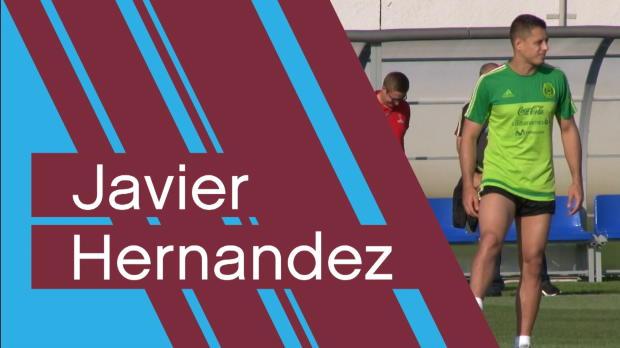 Bye, bye, Bundesliga: Chicharito im Fokus