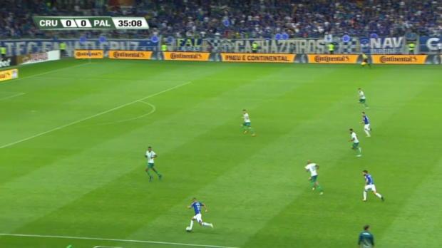 Cruzeiro - Palmeiras