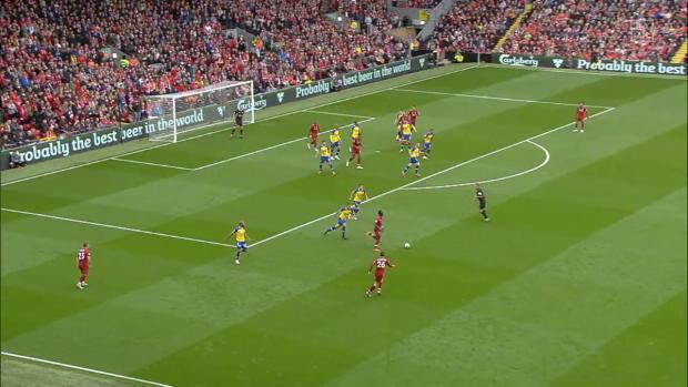 Premier League: Liverpool - Southampton | DAZN Highlights