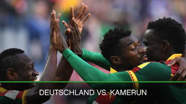 Vorschau Deutschland vs. Kamerun