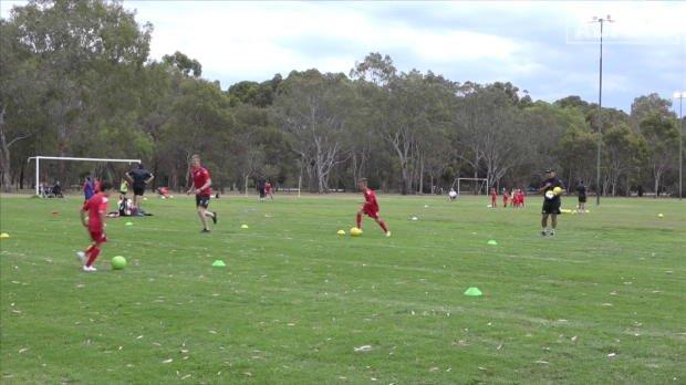 Adelaide United Football Schools