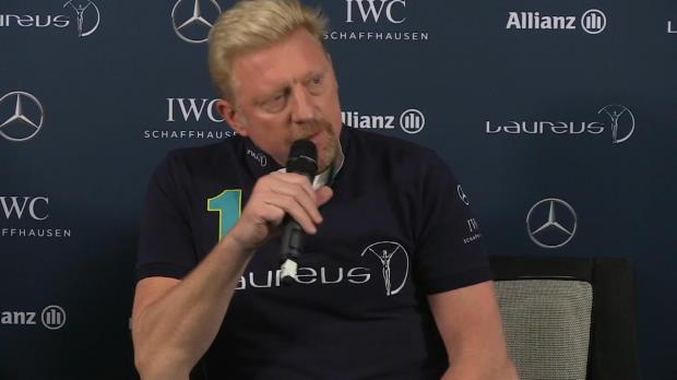 Davis Cup: Das sagt Becker zum Hymnen-Eklat