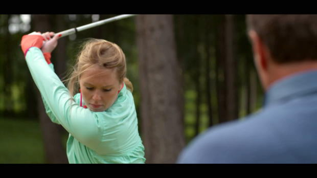 Instruction: Alison Whitaker - Tee shot strategy