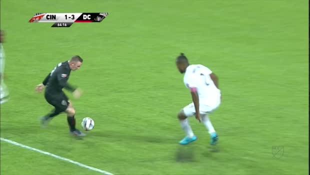 Eiskalter Rooney trifft nach Zauber-Vorlage! | MLS
