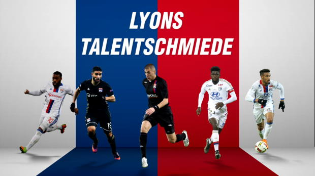 Frankreichs La Masia: Die Talentschmiede Lyons
