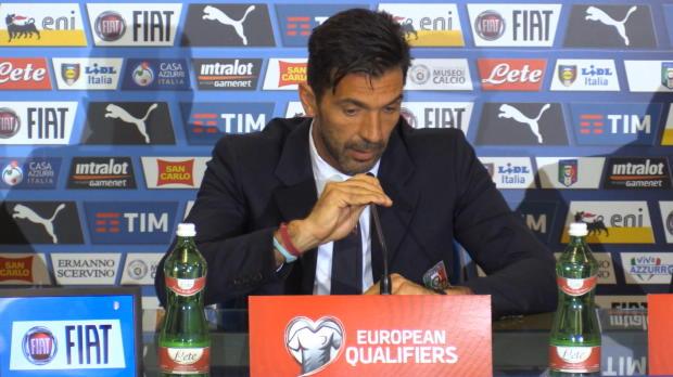 """WM-Quali: Buffon: """"Müssen Kritik akzeptieren"""""""