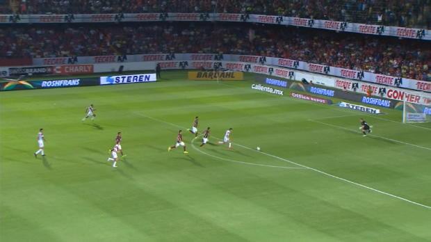 M�xico - El Am�rica remonta ante el Veracruz en el fin de semana de la Liga MX