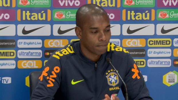 Fernandinho: Arbeit mit Guardiola ein Privileg