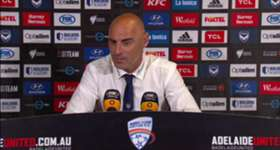 Kevin Muscat lauded the form of James Troisi after he had a hand in both Victory's goals in the win over the Reds.
