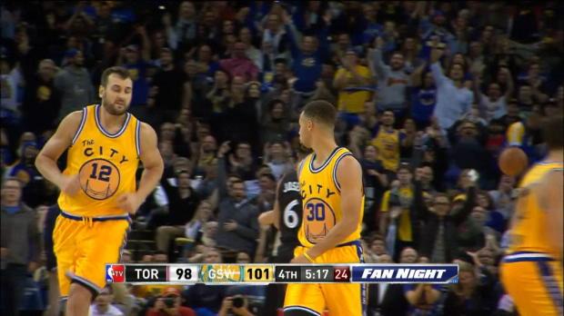 Basket : NBA - Golden State sur le fil