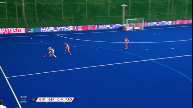 FIH Pro League:Deutschland - Argentinien (Women) | DAZN Highlights