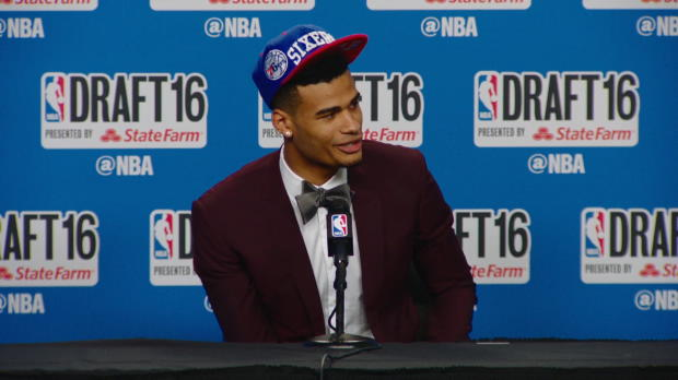 "Basket : NBA - Draft 2016 - Luwawu - ""Le plus grand moment de ma vie"""