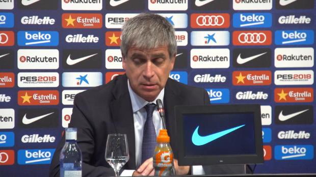 """Mestre: """"Wollten nicht, dass Neymar geht"""""""