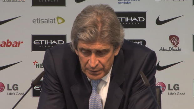 P.League - Man City, Pellegrini : 'Pas pu oublier le match contre Liverpool'