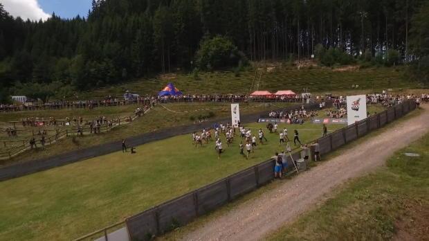 Extremsport: Der härteste 400-Meter-Lauf ever