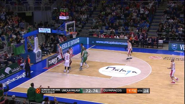 Basket : Euroligue - Tillie, une perte de balle qui coûte cher
