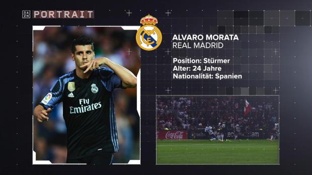 Alvaro Morata zu Chelsea! So rockte er Real