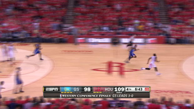 Steal of the Night - James Harden