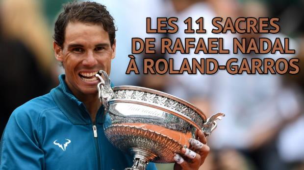 : Roland-Garros - Les 11 sacres de Rafael Nadal