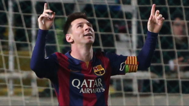 Record - Messi d�passe Raul !