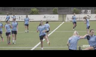 Sydney FC and Matilda's star Amy Harrison is back on the field following her horrendous 12 months out with a serious knee injury.  Hear her story and thoughts on her return here.