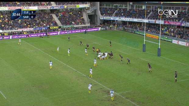 Champions Cup : Clermont 18-6 Saracens