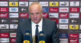 Graham Arnold was satisfied after his side banked three points despite being 'below their best' against the Mariners.